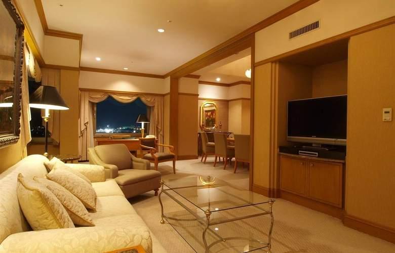 Hotel Metropolitan Nagano - Room - 4