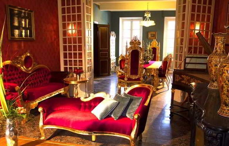 Relais du Silence Chateau de Lavail - Hotel - 7