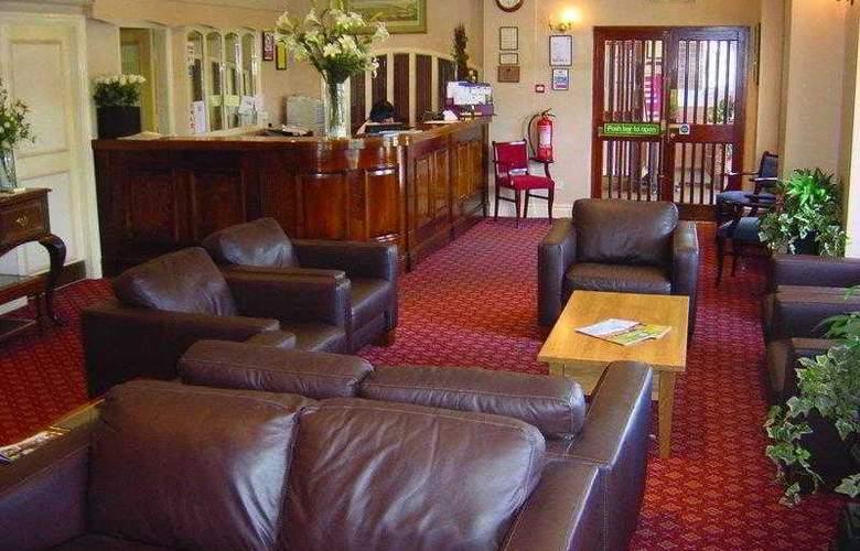 Best Western Consort Hotel - Hotel - 20