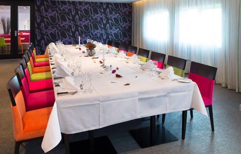 Thon Hotel Bergen Airport - Restaurant - 14