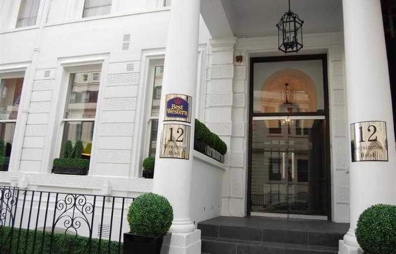 Best Western Mornington Hotel London Hyde Park - Hotel - 41