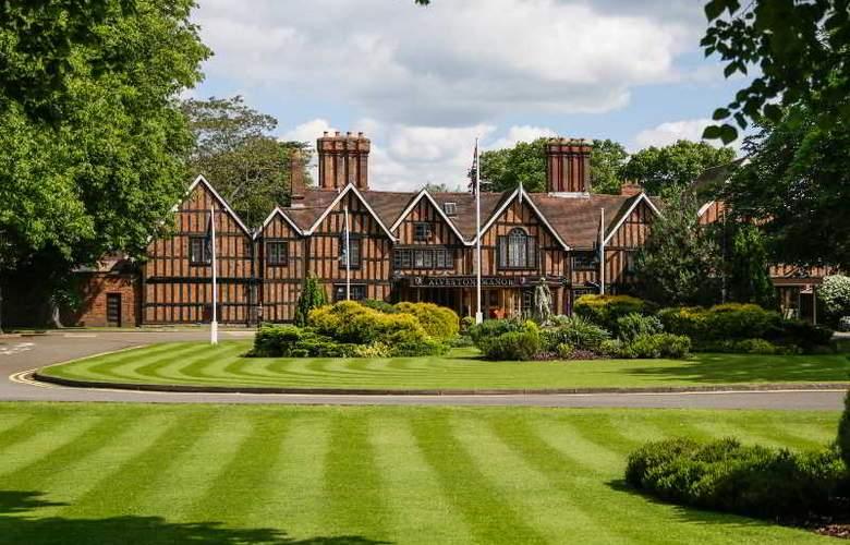 Macdonald Alveston Manor - Hotel - 0