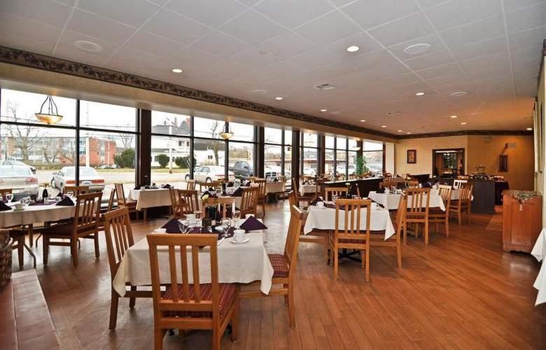 Best Western Glengarry Hotel - Restaurant - 102