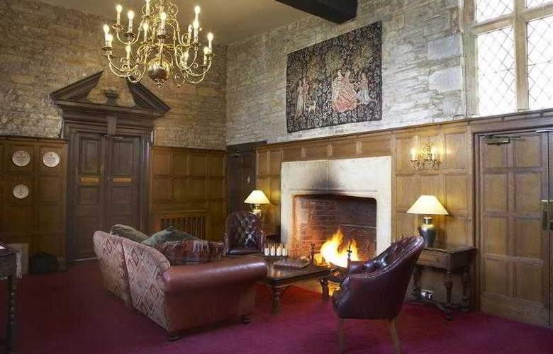 Best Western Salford Hall - Hotel - 30