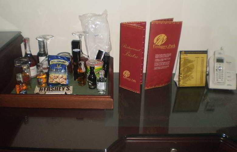 Hotel Embassy Park - Room - 18