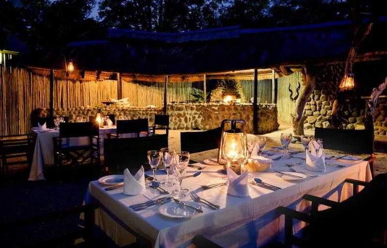 Bongani Mountain Lodge - Restaurant - 5