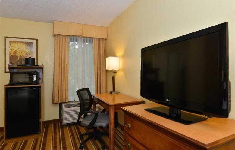 Best Western Plus Richmond Airport Hotel - Hotel - 69