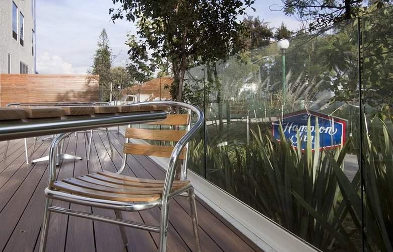 Hampton Inn By Hilton Guadalajara - Expo - Terrace - 6