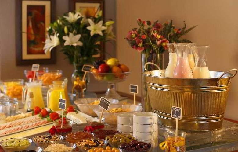 Suites del Bosque - Restaurant - 21