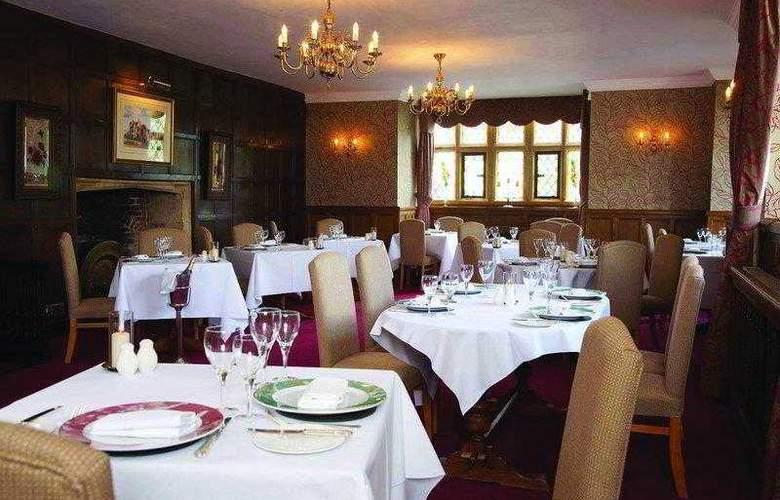 Best Western Salford Hall - Hotel - 0