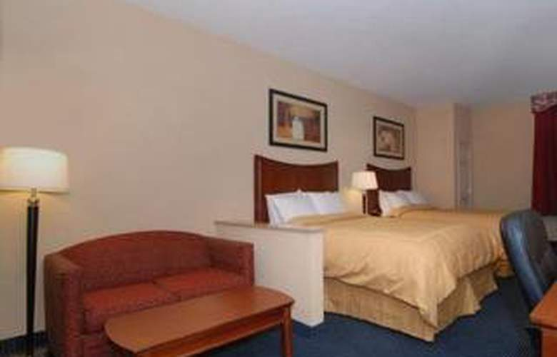 Comfort Suites Airport - Room - 3