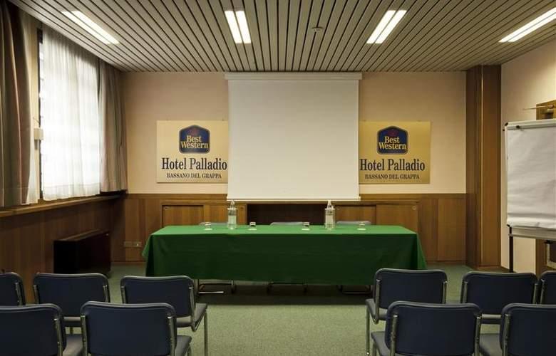 Best Western Hotel Palladio - Conference - 64