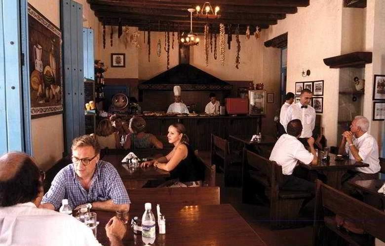 El Comendador Boutique - Restaurant - 4
