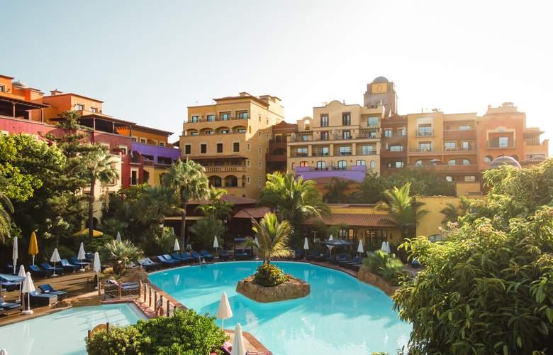 Europe Villa Cortes - Pool - 2