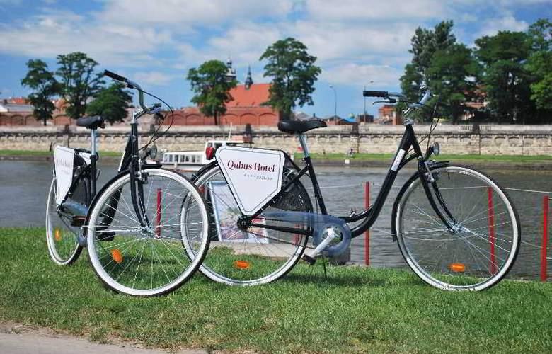 Qubus Hotel Krakow - Sport - 24