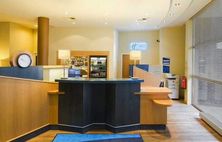 Holiday Inn Express Mechelen City Centre - General - 4