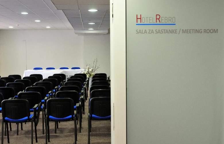 Rebro Hotel - Conference - 22