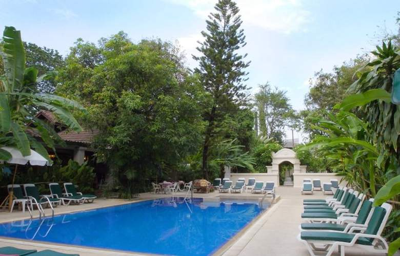 Eurasia Chiang Mai Hotel - Pool - 10