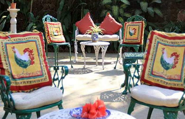 Casa Anjuna - Restaurant - 4