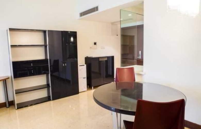 Yopark Serviced Apartment Jingan Four Season - Room - 3