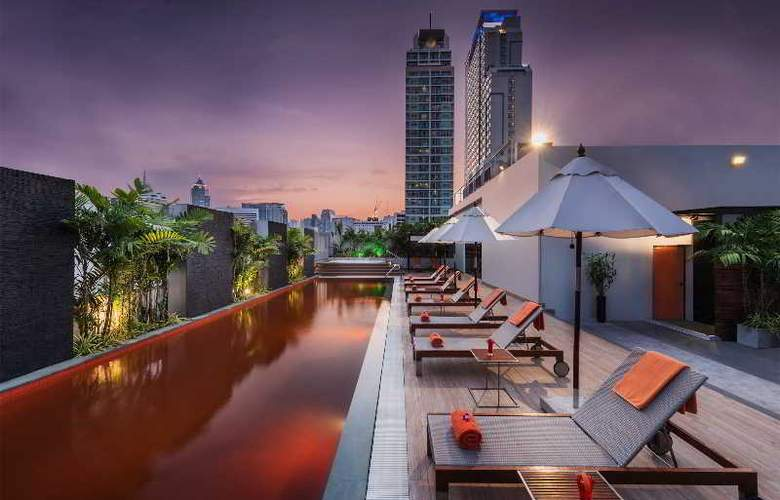 Radisson Suites Bangkok Sukhumvit - Pool - 13