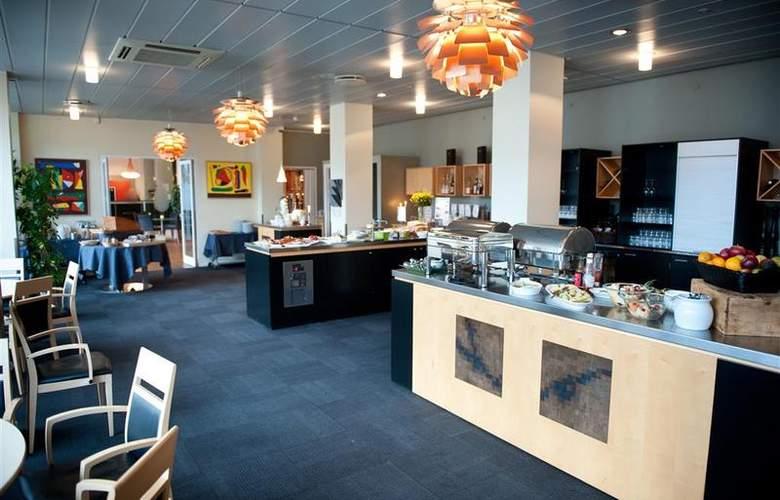 Best Western Plus Svendborg - Restaurant - 48