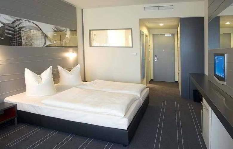 Novina Hotel Herzogenaurach Herzo-Base - Room - 3