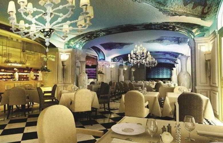 St. Regis Moscow Nikolskaya - Restaurant - 8
