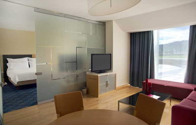 DoubleTree by Hilton Hotel México City Santa Fe - Room - 26