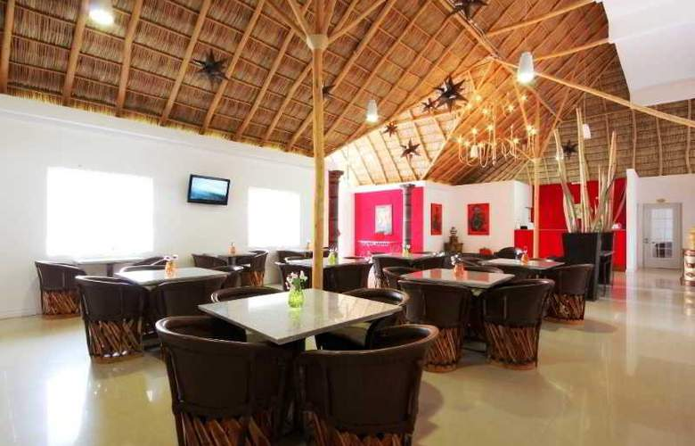 Hotel Zar Colima - Restaurant - 19