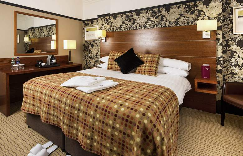 Mercure Glasgow City - Room - 7