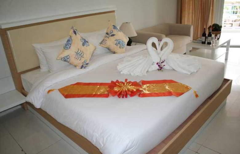 Jomtien Plaza Residence Pattaya - Room - 7
