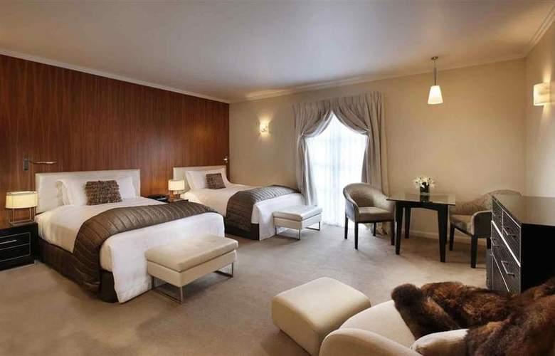 Sofitel Queenstown Hotel & Spa - Room - 91