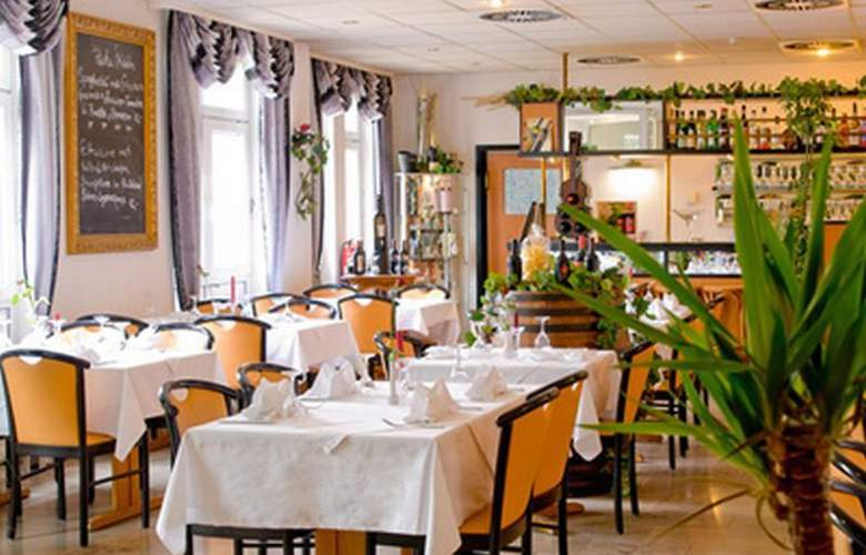 Achat Comfort Hotel Messe-Leipzig - Restaurant - 7