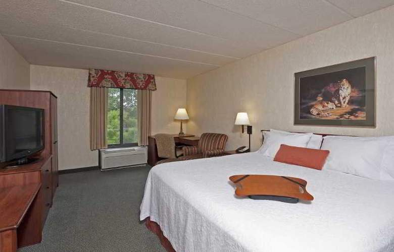 Hampton Inn & Suites Kokomo - Room - 6