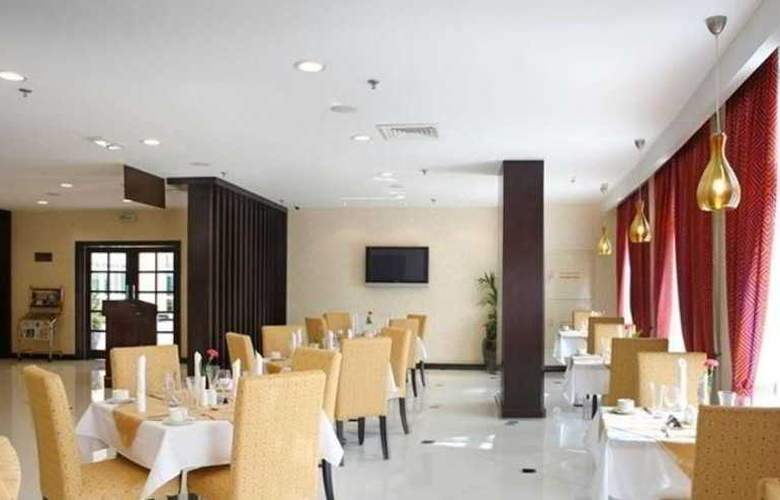London Suites - Restaurant - 9