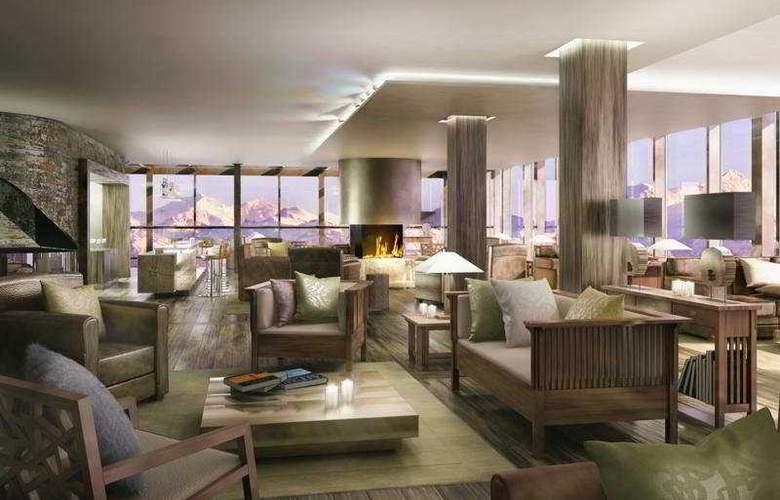 Crans Ambassador, Luxury Sport Resort - Bar - 7
