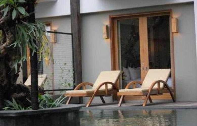 The Oasis Lagoon Sanur - Pool - 4