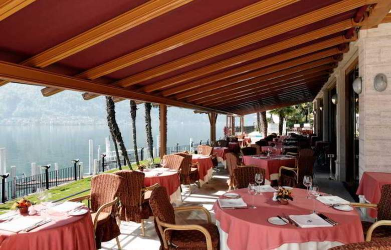 Hotel Swiss Diamond Lugano - Restaurant - 9