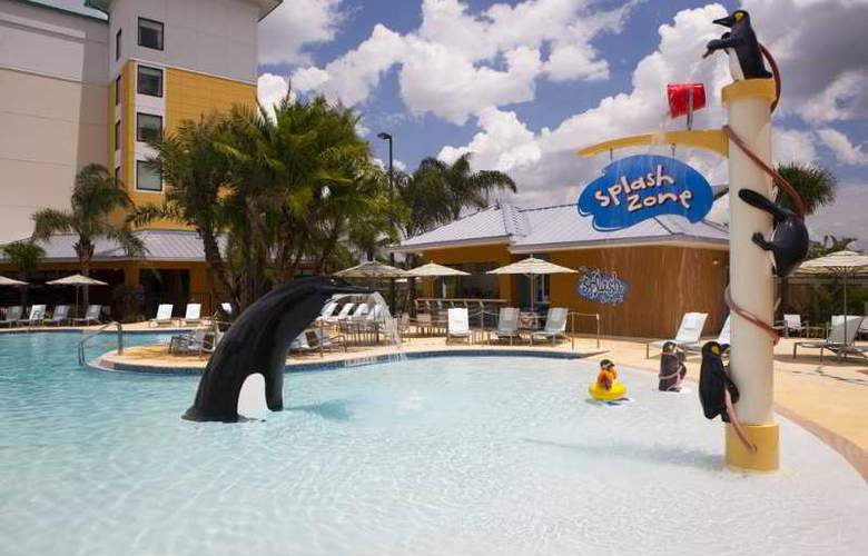 Fairfield Inn and Suites Orlando at Seaworld - Pool - 7