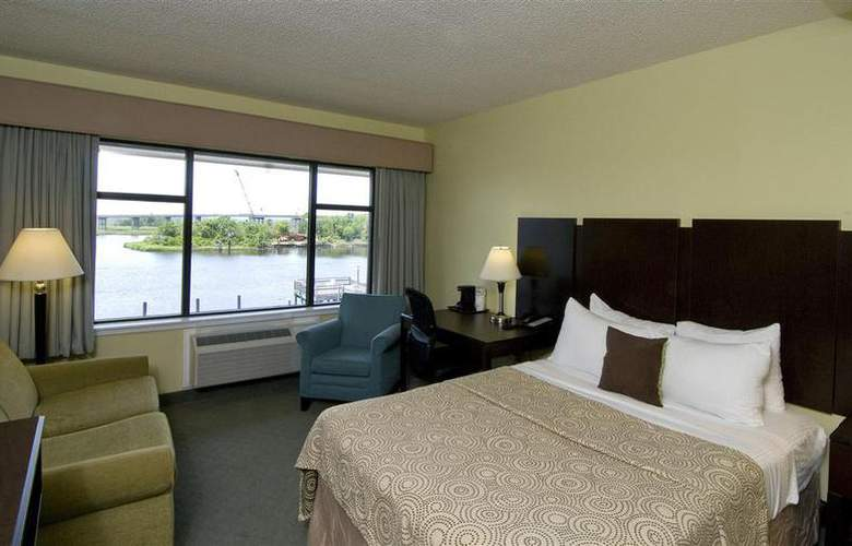 Best Western Plus Coastline Inn - Room - 29