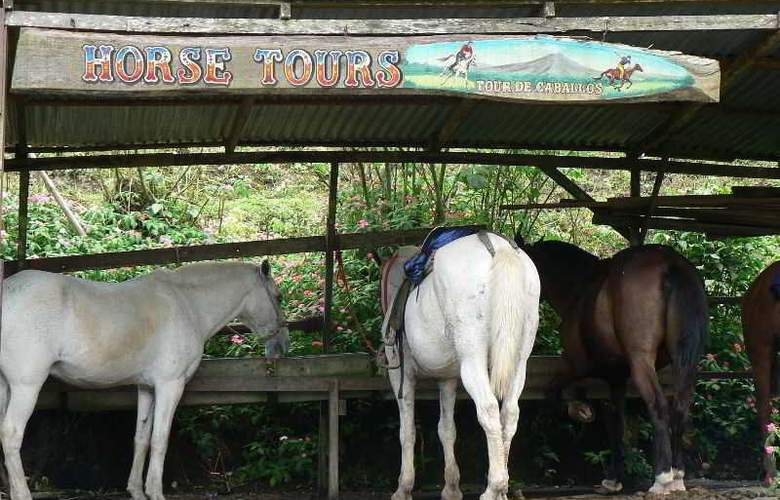 Arenal Lodge - Sport - 11