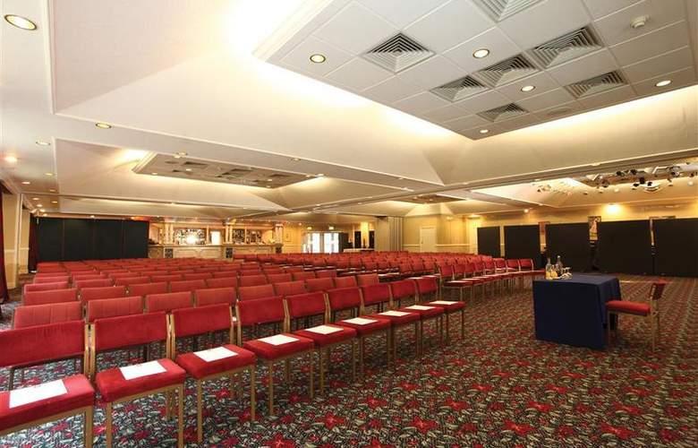 Best Western Willerby Manor Hotel - Sport - 57
