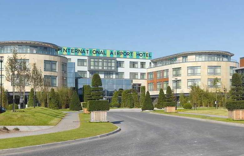 Cork International Airport Hotel - Hotel - 0