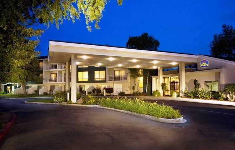 Best Western Plus Garden Court Inn Fremont - Hotel - 4