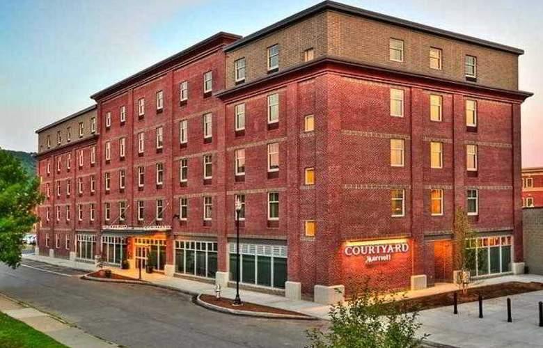 Courtyard Keene Downtown - Hotel - 8
