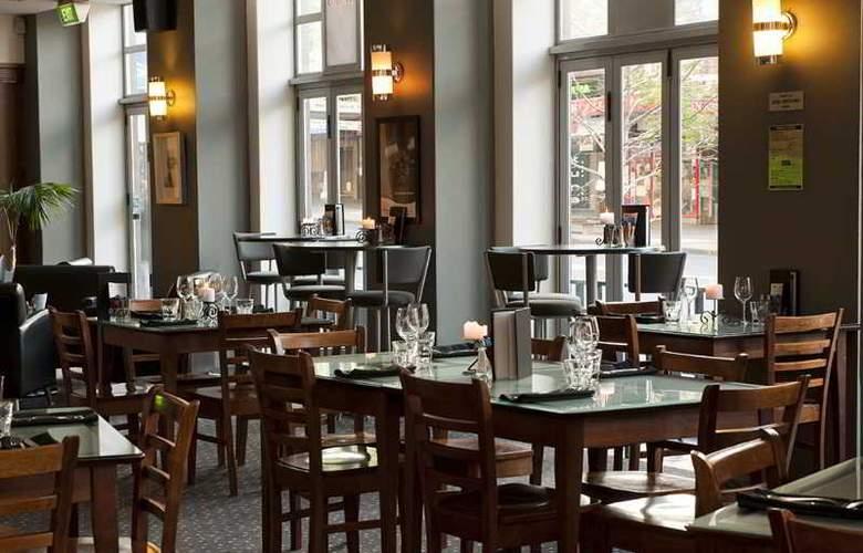 Scenic Hotel Auckland - Restaurant - 12