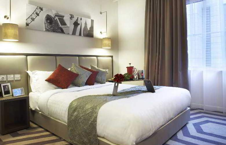 Citadines PrestigeTrafalgar Square London - Room - 4