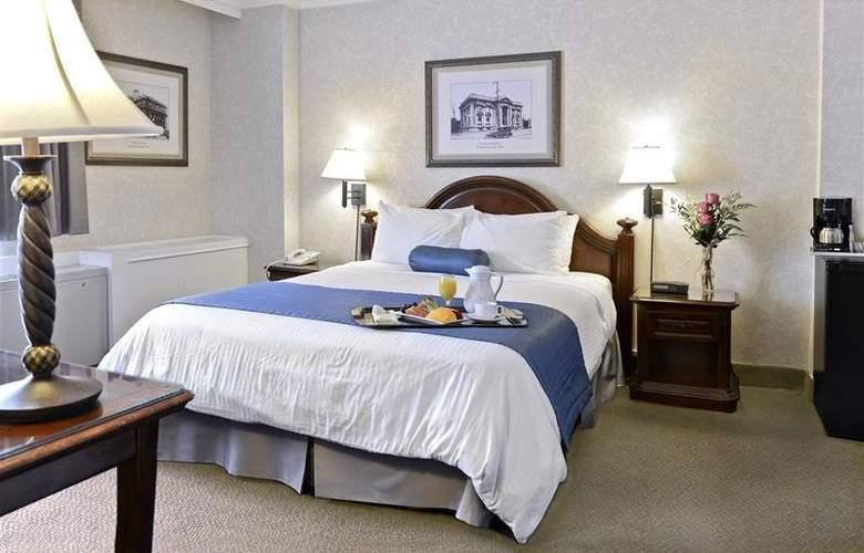Best Western Ville-Marie Hotel & Suites - Room - 28