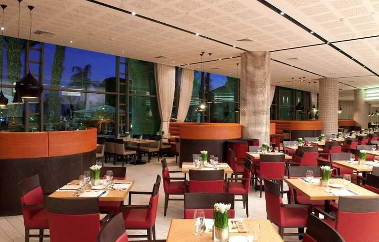 Hilton Eilat Queen of Sheba hotel - Restaurant - 18
